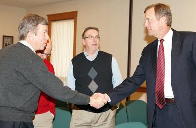 Meeting With Sen. Blunt
