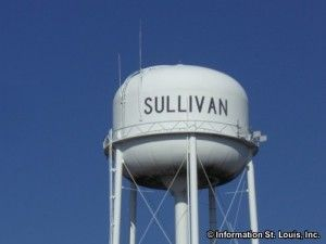 The city of Sullivan, Mo.