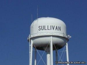 The city of Sullivan, Mo.