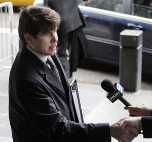 Former Gov. Rod Blagojevich