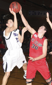 Pacific Wins Slugfest Against St. Clair; 'Dogs Share FRC
