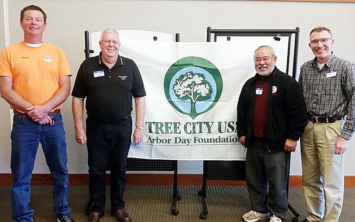 Tree City USA Celebrates Arbor Day