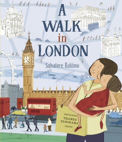 """A Walk In London,"" by Salvatore Rubbino"