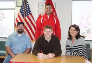 Sanders Signs With Southeast Missouri