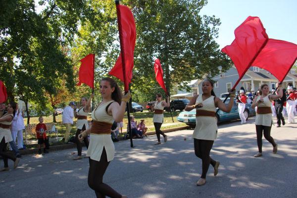 004 UHS Homecoming parade 2013.jpg