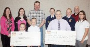 IC School, FFA Foundation Donations