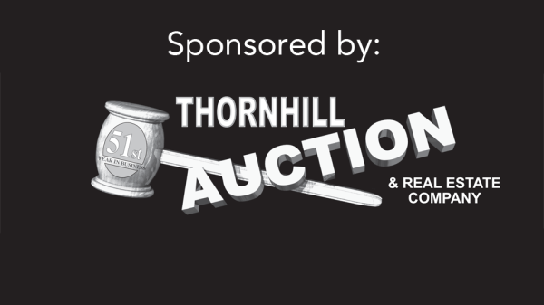 Thornhill Auction Sponsorship