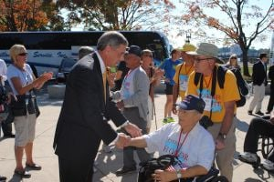 Honor Flight Vets