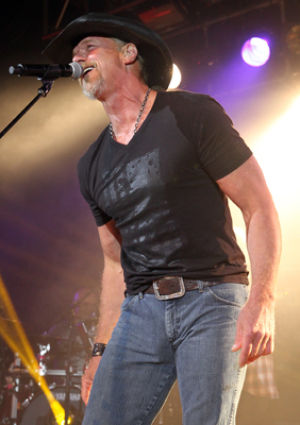 "Come ""Honky Tonk Badonkadonk"" With Country Star Trace Adkins"