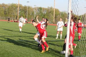 Lady Indians Hold Off St. Clair