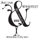 New Art Fair, Winefest Logo