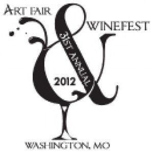 New Art Fair, Winefest Logo