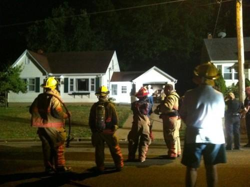 Meth Lab Found at West Seventh Street Home