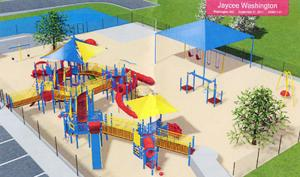 Proposed All-Abilities Playground