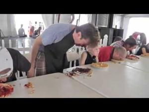 Pie Eating Contest 2014 fair