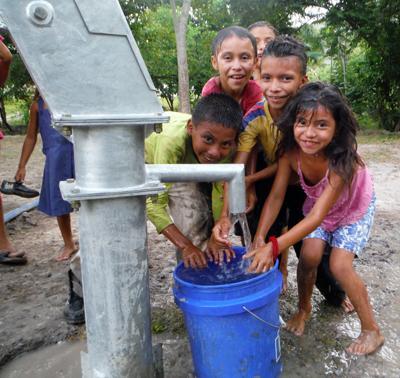 Primero Agua, Water First