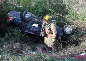 Jones Road Accident Sunday Nov 4