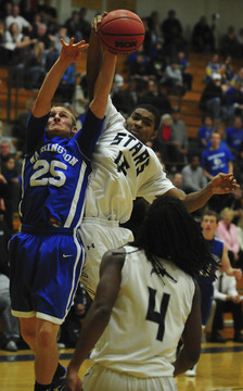 Blue Jays Stun McCluer North