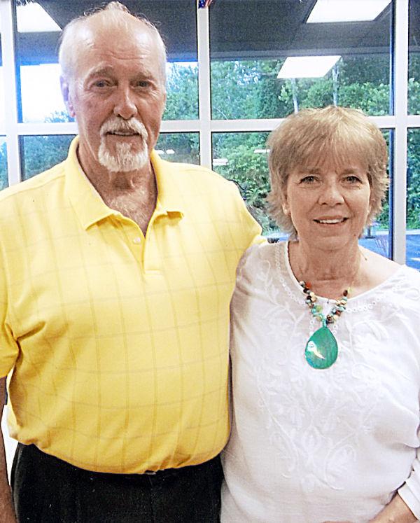 Bill and Laverne Landwehr