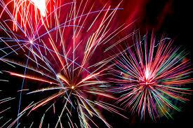 Take Precautions With Fireworks, Sparklers