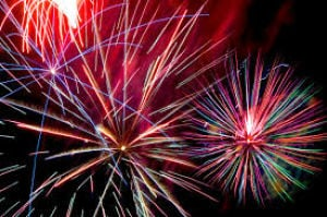 Take Precautions With Fireworks, Sparklers