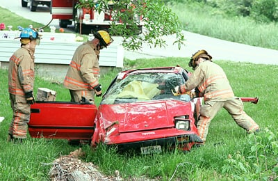 Motor Vehicle Accidents Are Largest Cause of Trauma Cases