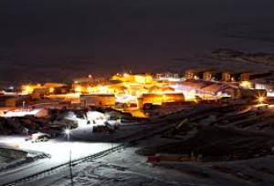 U.S. McMurdo research station