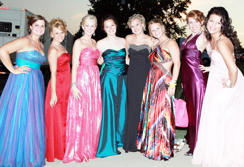 2011 Fair Queen Contestants