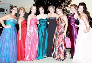 2011 Fair Queen Contestants