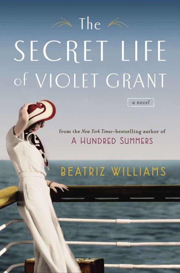 """""""The Secret Life of Violet Grant"""""""