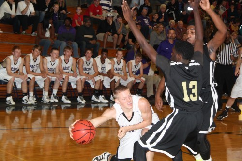 Pacific Falls to Carnahan
