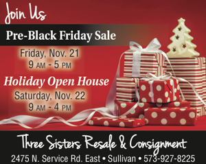 Three Sisters Resale & Consignment