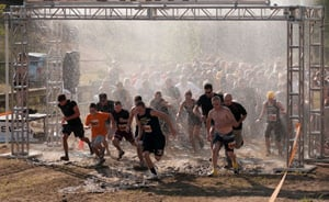 Play in the Mud For a Good Cause