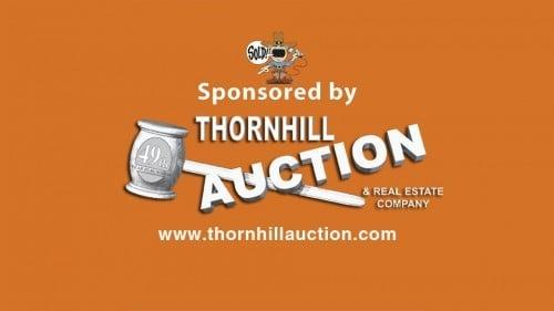 Thornhill Auction Service Sponsor