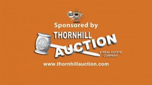 Thornhill Auction Service Sponsor