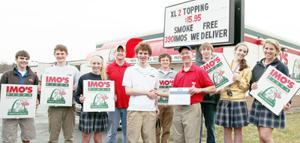 Students Thank Smoke-Free Restaurant