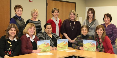 2013 Family Reading Night Planning Committee