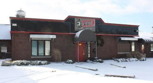 Fire Destroys Pacific Bar & Grill