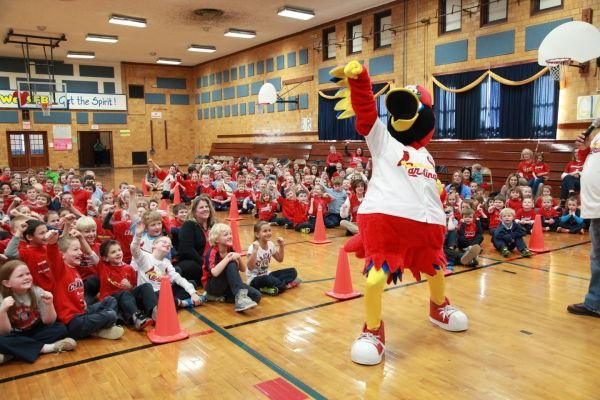 009 Fred Bird at SFB Grade School Jan 2014.jpg