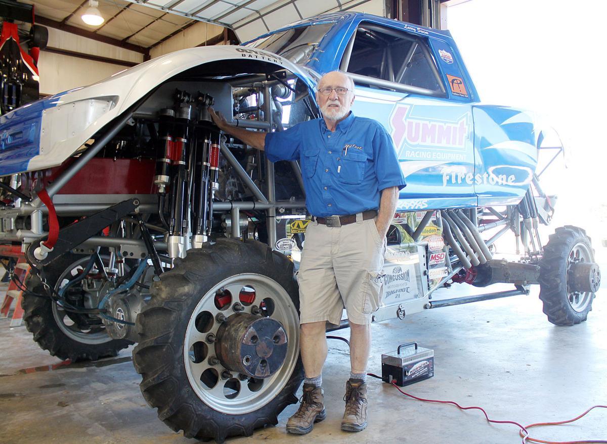 The Godfather Of Monster Trucks Senior Lifetimes