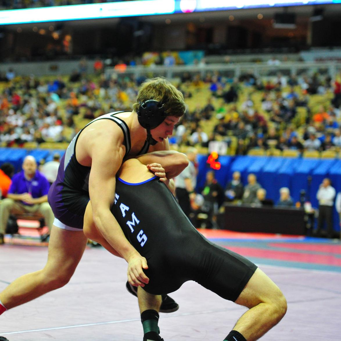 Wrestling — State Tournament Gallery 1