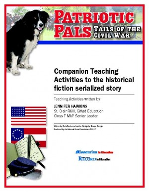 Patriotic Pals Teacher Guide