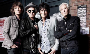 Rolling Stones Celebrate 50 Years