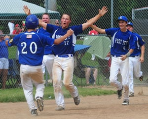 Eureka Comeback Knocks Out Post 218 Juniors