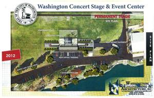 Event Center Site Plan
