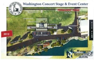 Event Center Site Plan