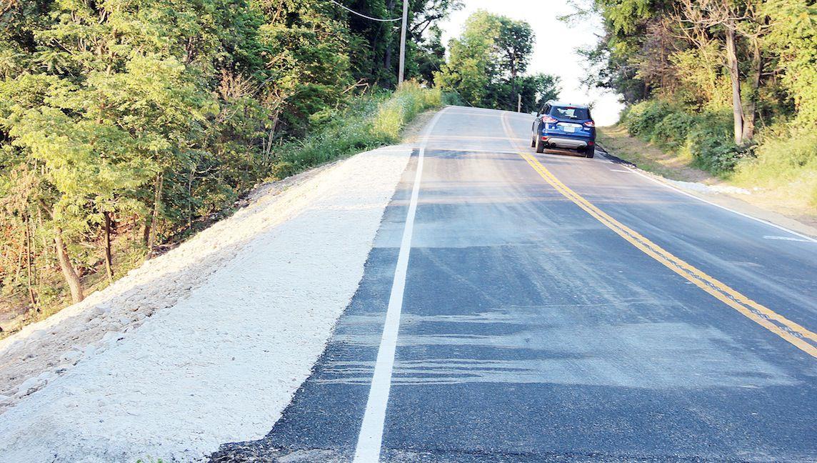 Highway T Reopens
