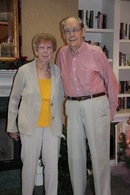 Dorothy and Philip Vaughn