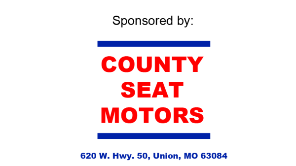 County Seat Motors Sponsorship
