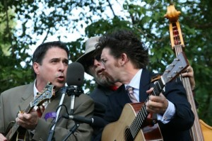 The Blue Canyon Boys Play Labadie Station